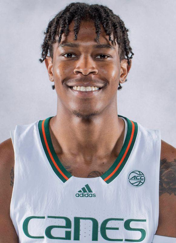Kameron McGusty - Men's Basketball - University of Miami Athletics