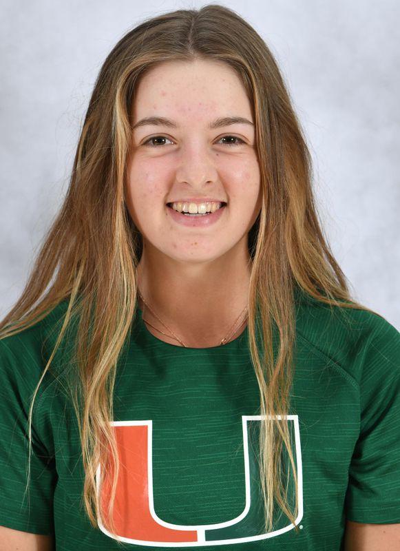 Diana Khodan - Women's Tennis - University of Miami Athletics