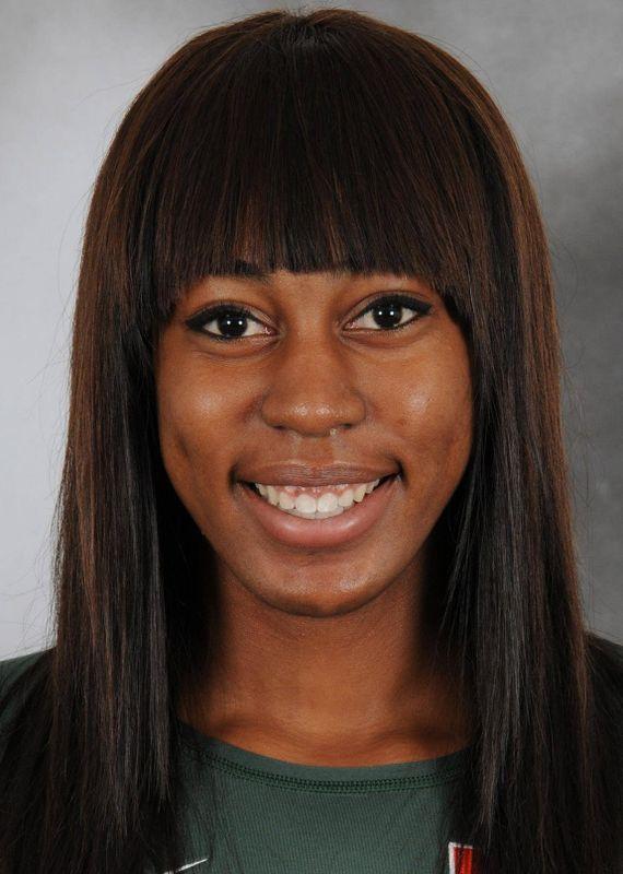 Lauren Howard-Chavez - Volleyball - University of Miami Athletics