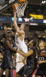 Hurricanes Lose 74-69 at Wake Forest