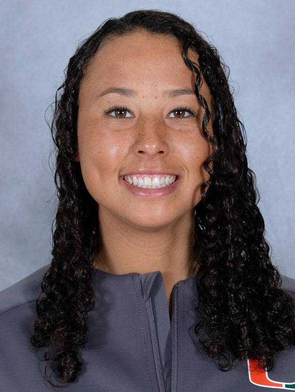 Claire McGinnis - Swimming & Diving - University of Miami Athletics
