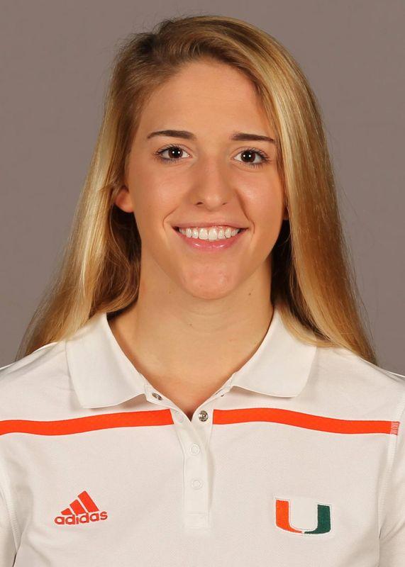Jenna Shorten - Rowing - University of Miami Athletics