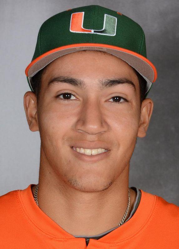 Laz Rivera - Baseball - University of Miami Athletics