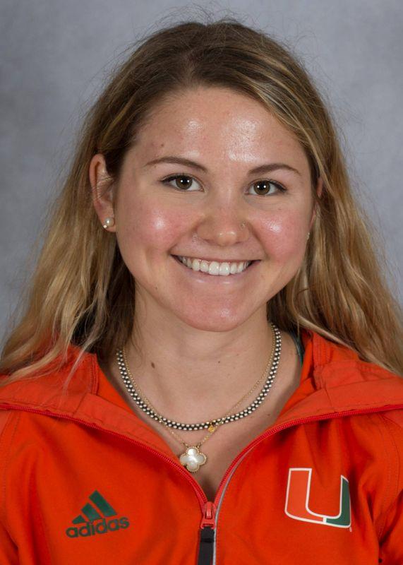 Sarah Raboff - Cross Country - University of Miami Athletics