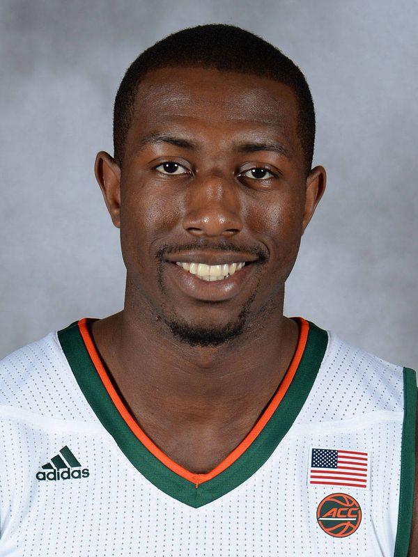Davon Reed - Men's Basketball - University of Miami Athletics