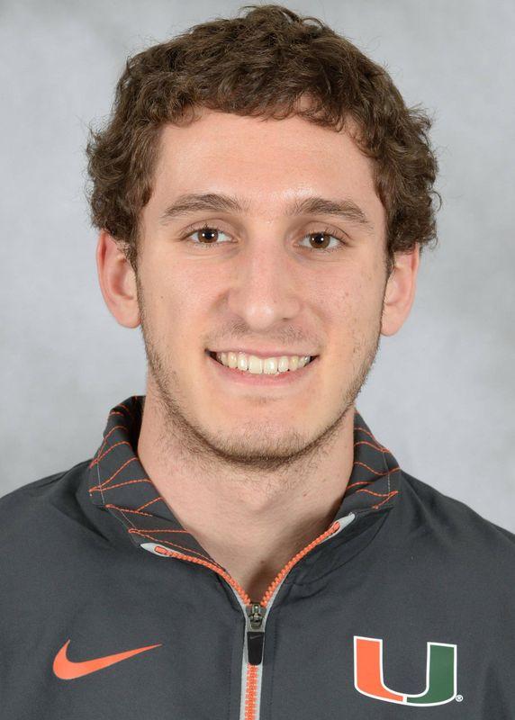 Bryce McConville - Cross Country - University of Miami Athletics