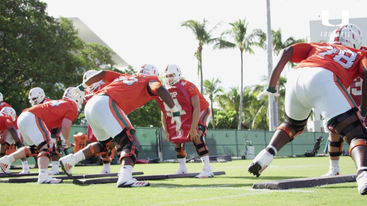 2017 Canes Camp | Day One Highlights | 8.1.17