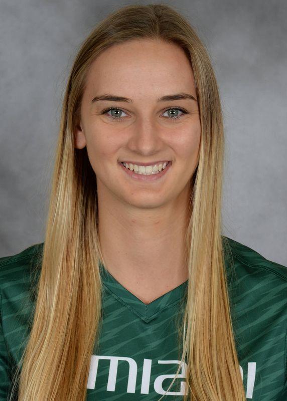 Gianna Dal Pozzo - Soccer - University of Miami Athletics