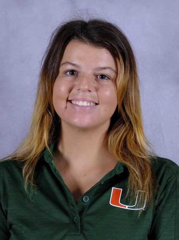 Alexandra Hopfenberg -  - University of Miami Athletics