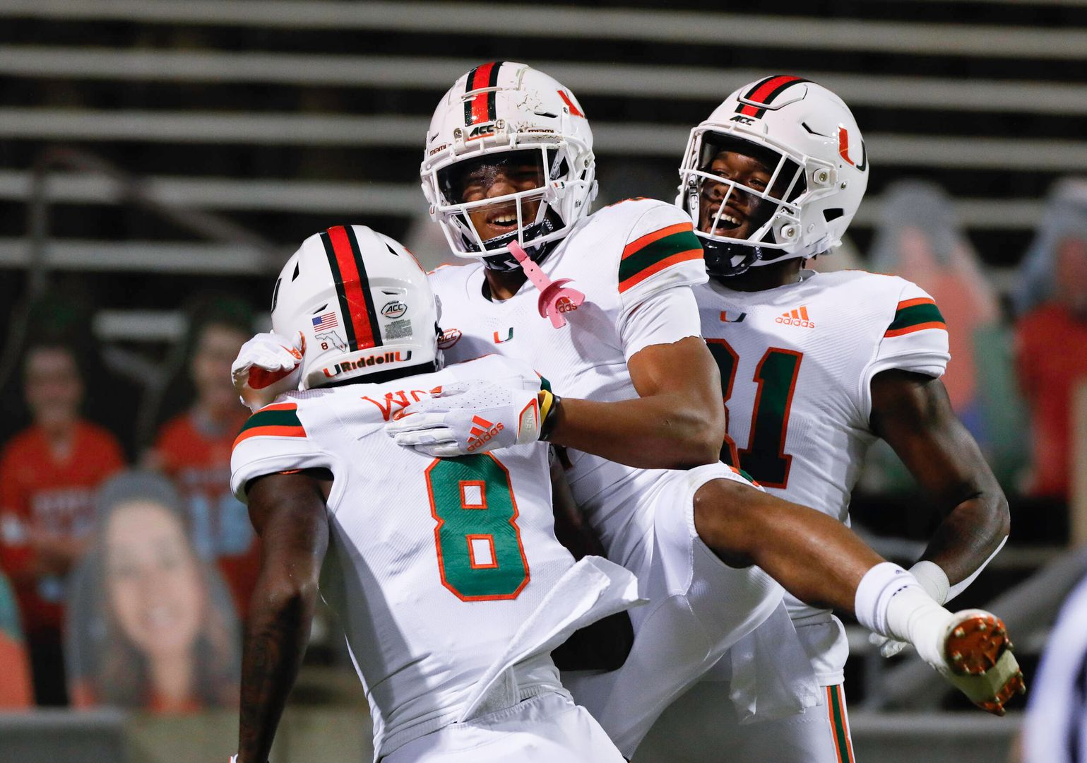 Ten Takeaways from Miami's 44-41 Win over NC State
