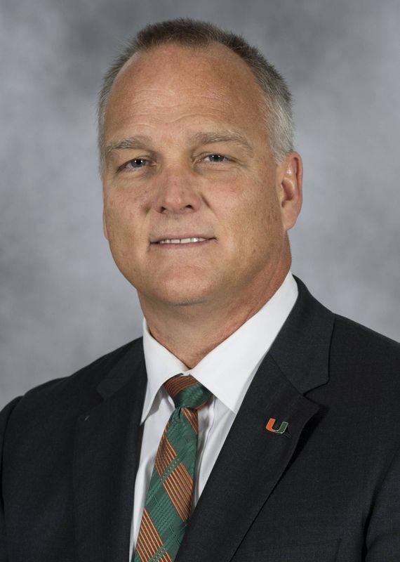 Mark Richt - Football - University of Miami Athletics