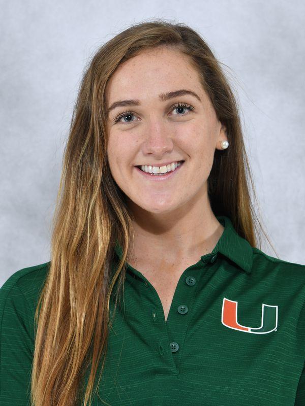 Kathleen Hanson - Rowing - University of Miami Athletics