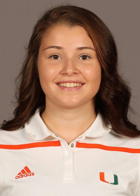 Anna Hosack - Rowing - University of Miami Athletics