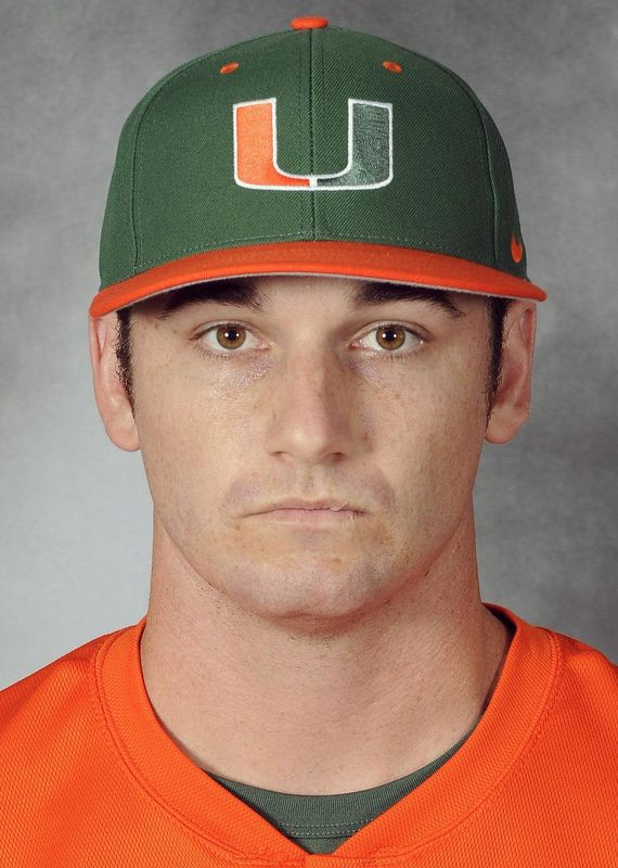 Eric Nedeljkovic - Baseball - University of Miami Athletics