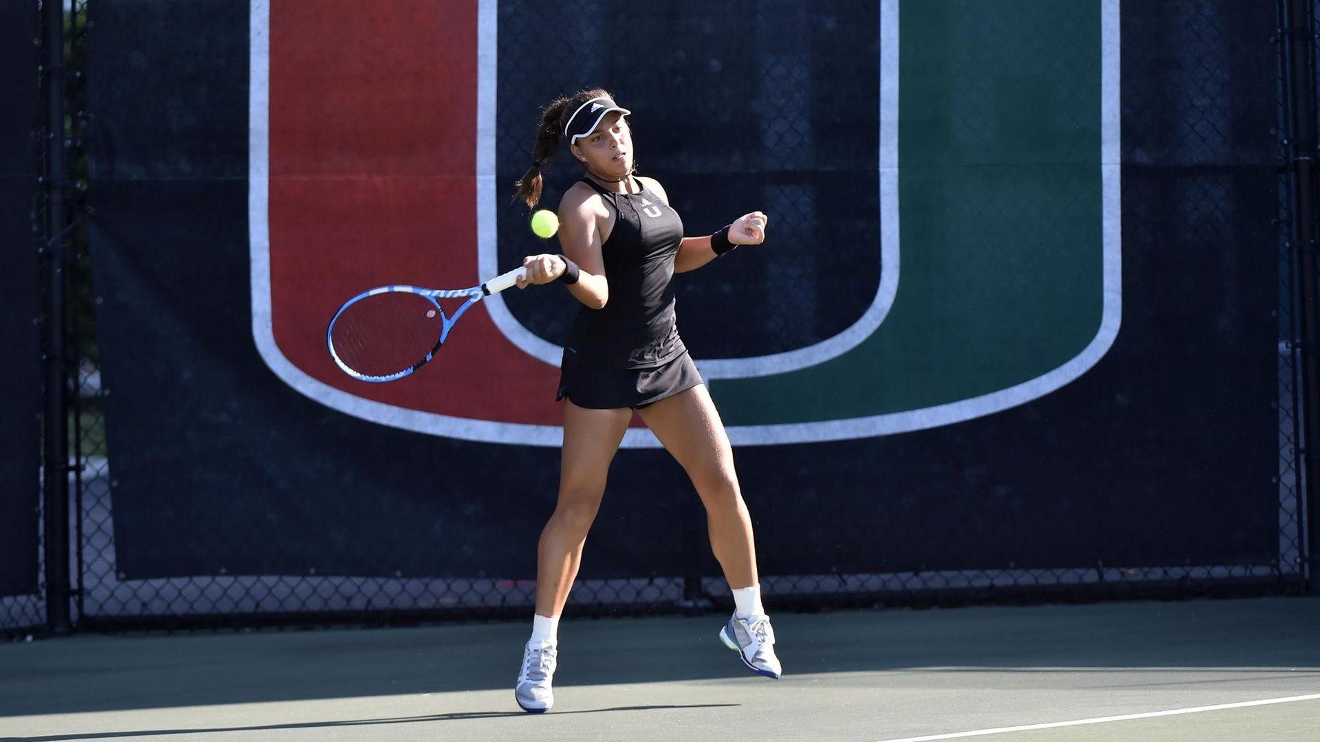 W. Tennis Opens 2019 with Miami Spring Invite