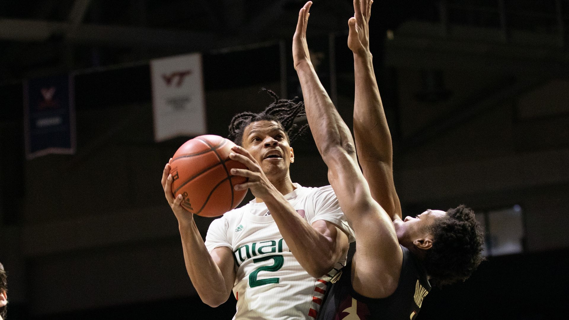 Wong Scores 29 as Canes Fall to No. 11/9 Florida State