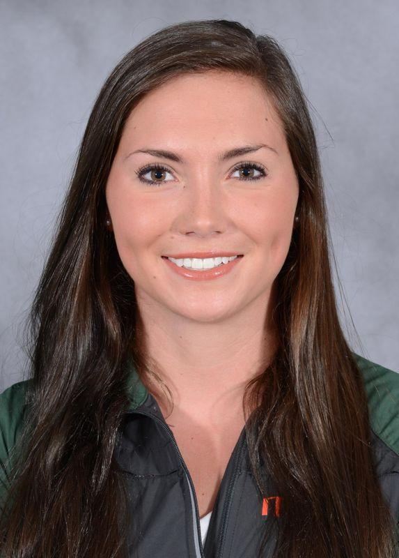 Madison Qualy - Swimming & Diving - University of Miami Athletics