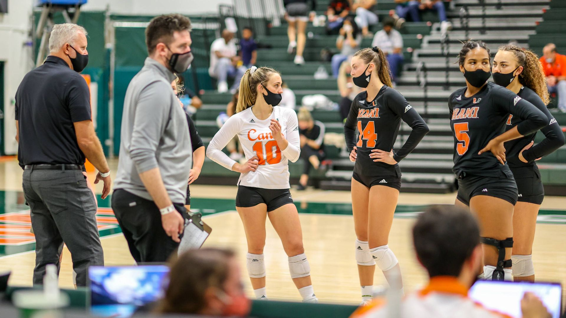 Volleyball Falls 3-1 at Boston College