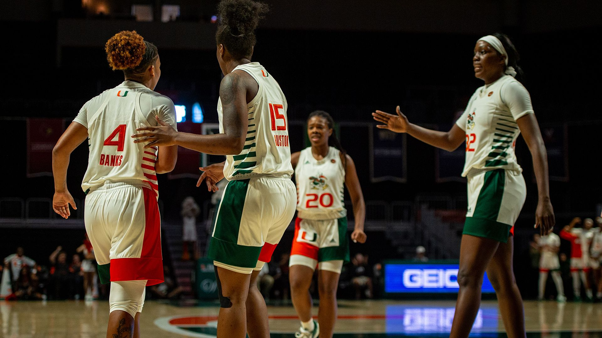 Canes Tagged With First Home Loss of 2019-20
