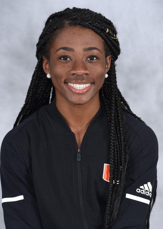 Symone Mason - Track & Field - University of Miami Athletics