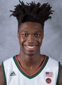 Lonnie Walker IV - Men's Basketball - University of Miami Athletics