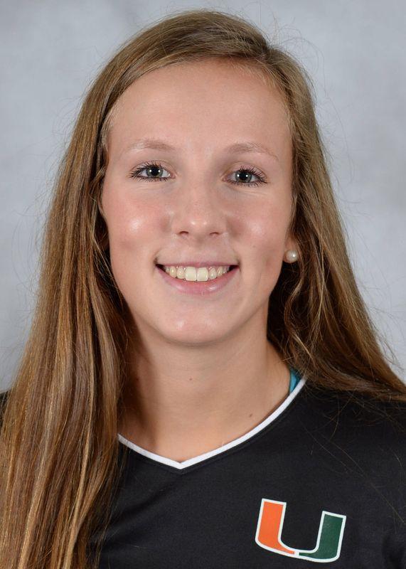 Anna Haak - Volleyball - University of Miami Athletics