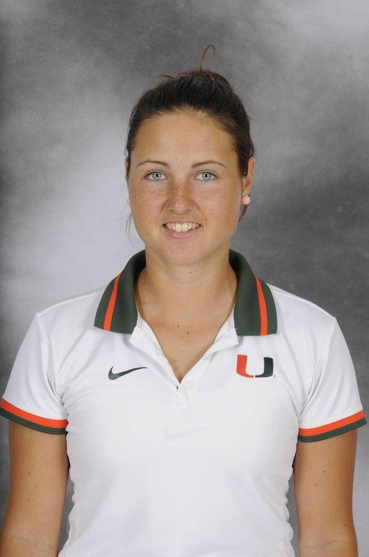 Lina Lileikite - Women's Tennis - University of Miami Athletics
