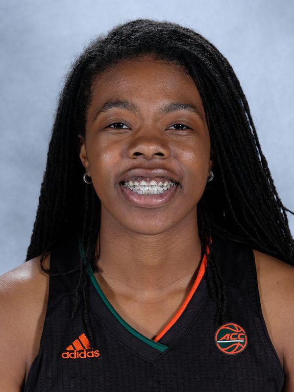 Kelsey Marshall - Women's Basketball - University of Miami Athletics