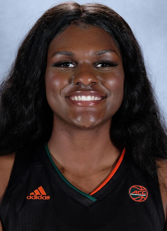 Brianna Jackson - Women's Basketball - University of Miami Athletics