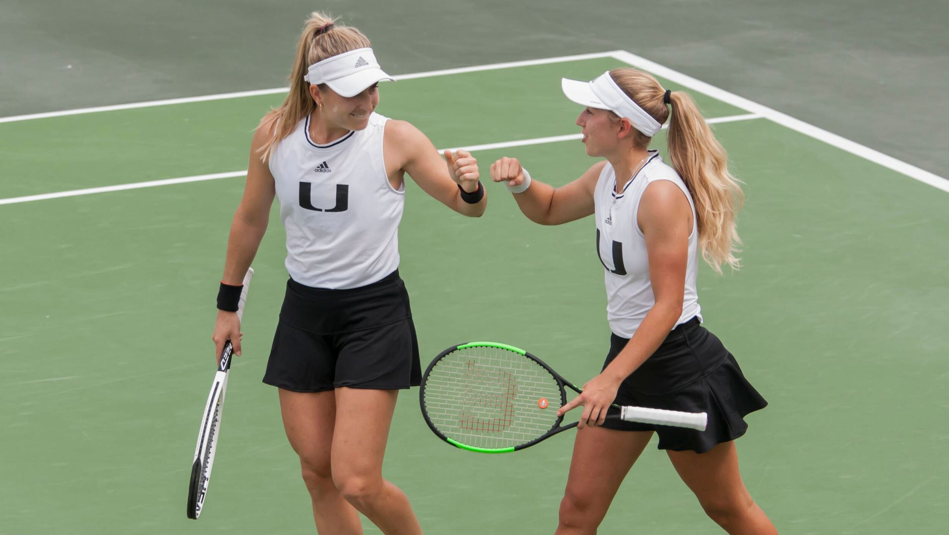 W. Tennis Shuts Out No. 47 Notre Dame, 7-0