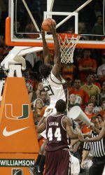 Miami Loses 70-52 to Mississippi State