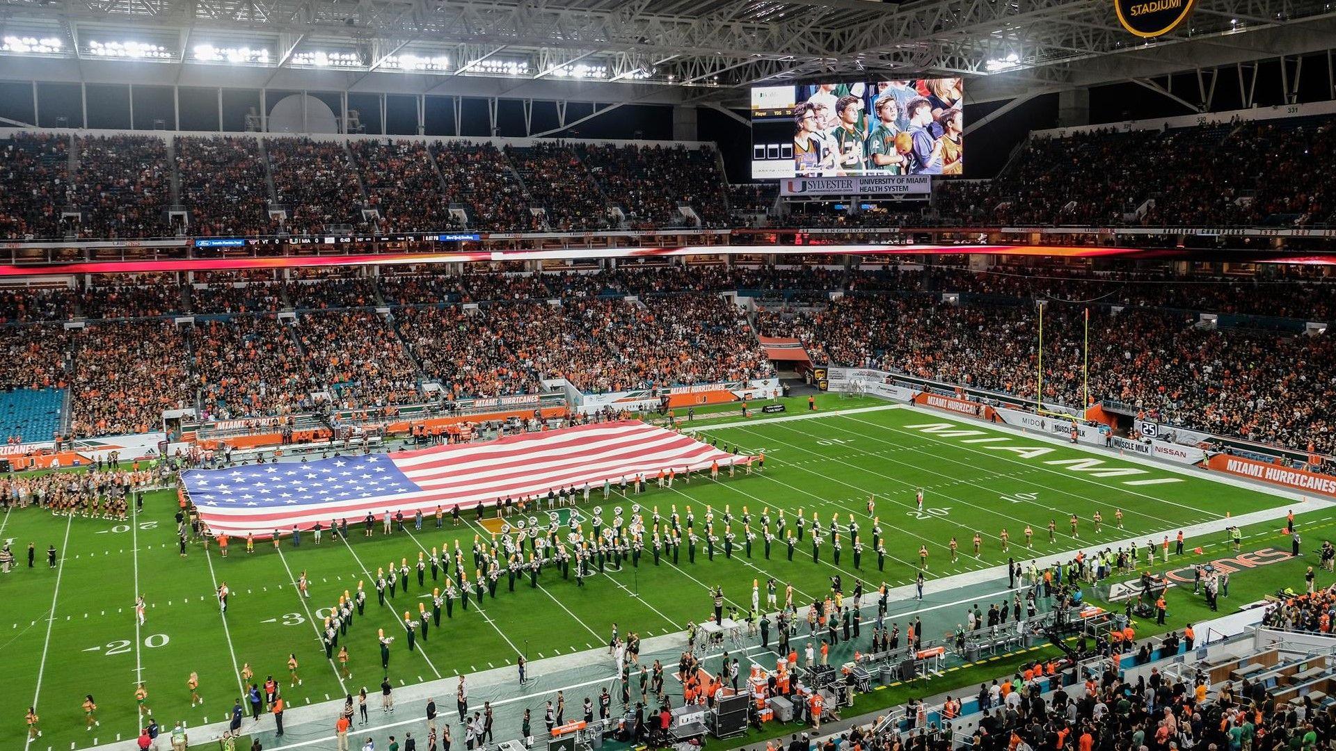 Miami Announces 2019 Football Schedule
