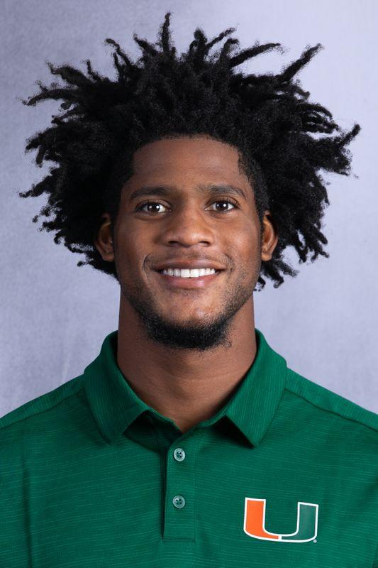 Dee Wiggins - Football - University of Miami Athletics