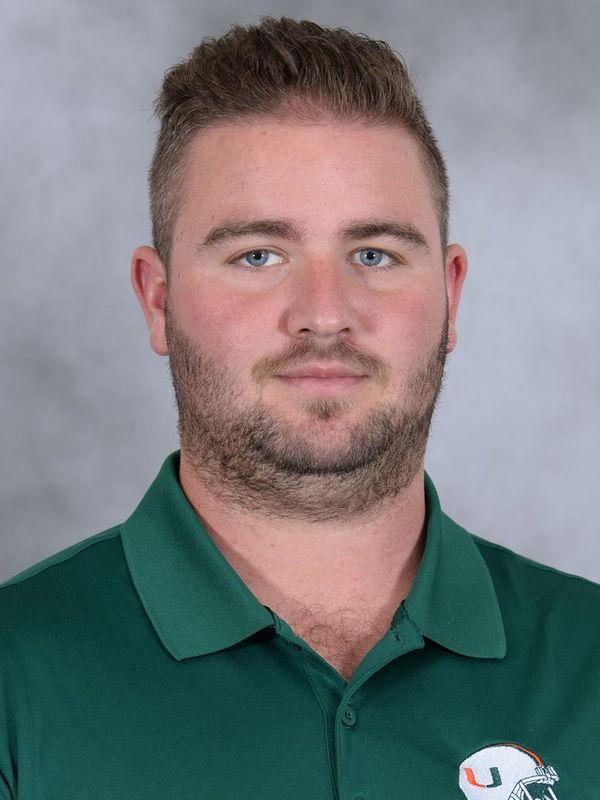 Daniel Bogenschutz -  - University of Miami Athletics