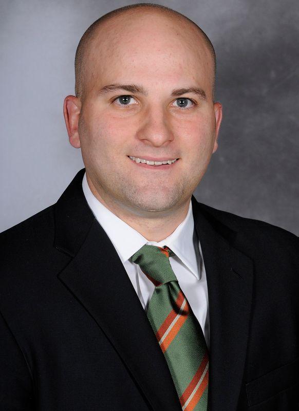 Chris Caputo - Men's Basketball - University of Miami Athletics
