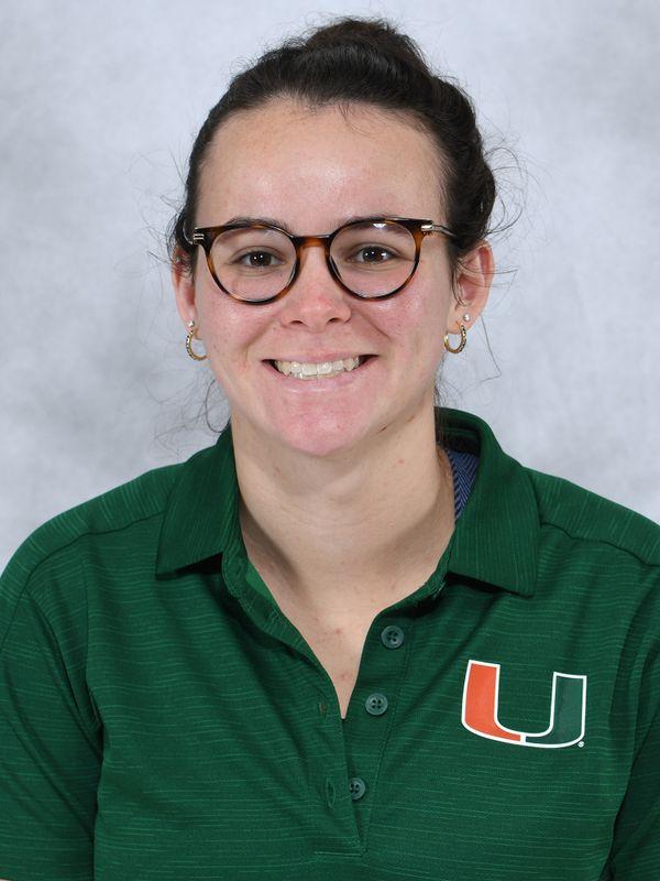 Catherine Notarfrancesco - Rowing - University of Miami Athletics