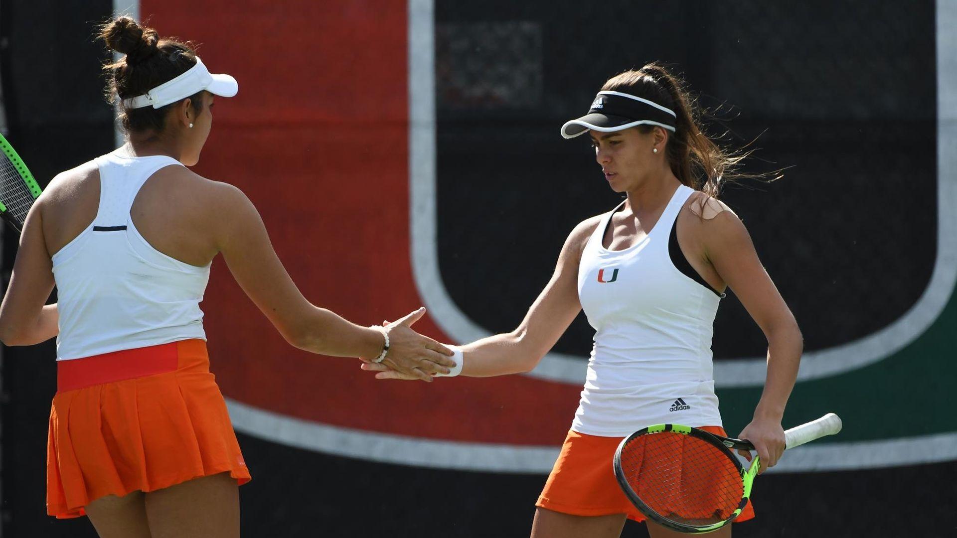 W. Tennis Miami Spring Invite Photo Gallery