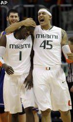 Second-Half Run Pushes Duke Past Miami