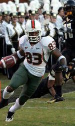 Miami Overpowers Wake Forest 47-17