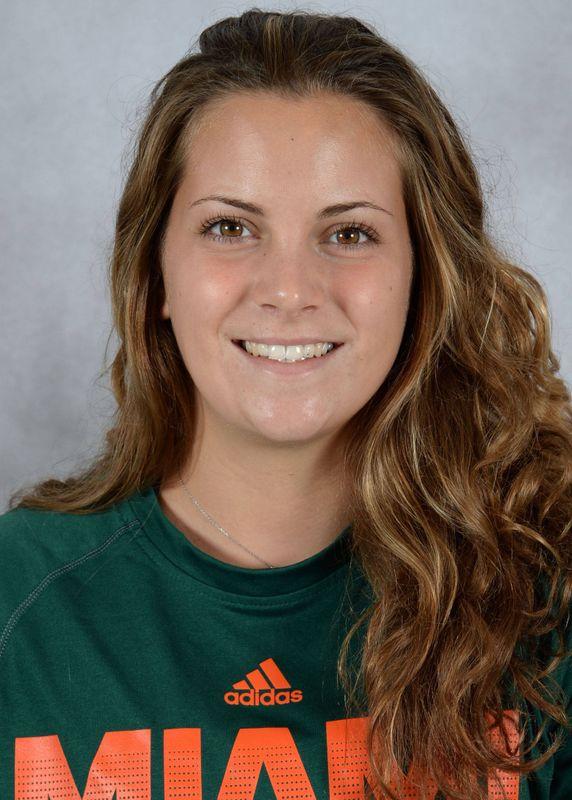 Marcela Maric - Swimming & Diving - University of Miami Athletics