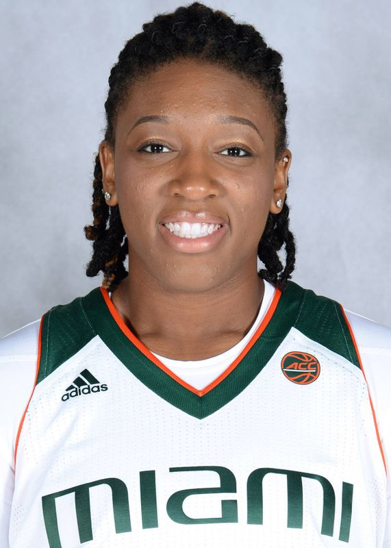 Keyona Hayes - Women's Basketball - University of Miami Athletics