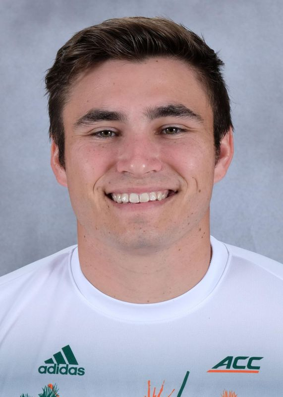 Stephen Madonia - Men's Tennis - University of Miami Athletics