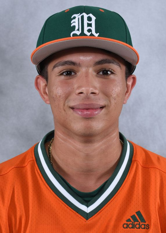 Luis Tuero - Baseball - University of Miami Athletics