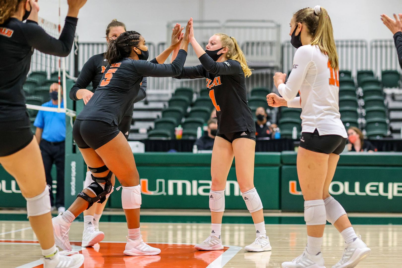 Canes Down the Hokies 3-1 in Final Road Match
