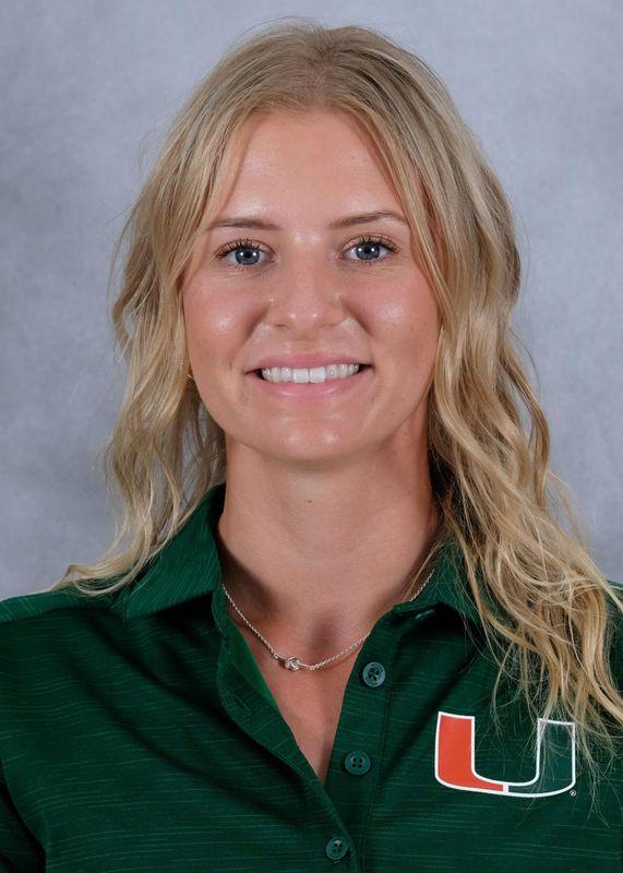Daniella Barrett - Golf - University of Miami Athletics
