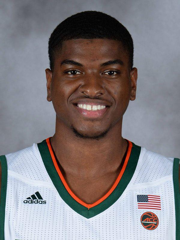 Anthony Lawrence II - Men's Basketball - University of Miami Athletics