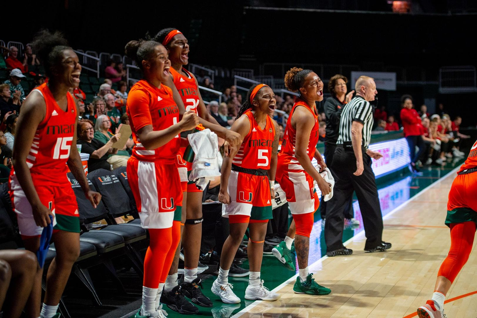 Canes Fly By Redhawks, 80-62