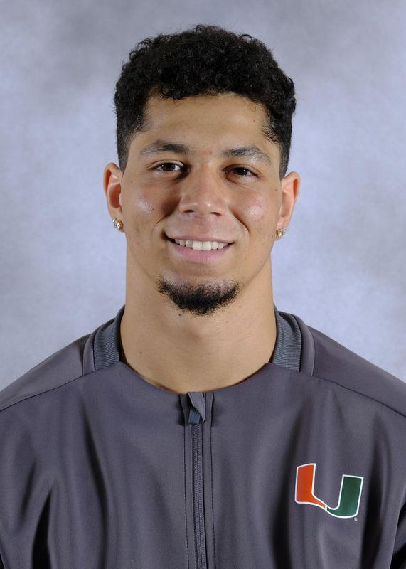 Jeffrey Williams - Track & Field - University of Miami Athletics
