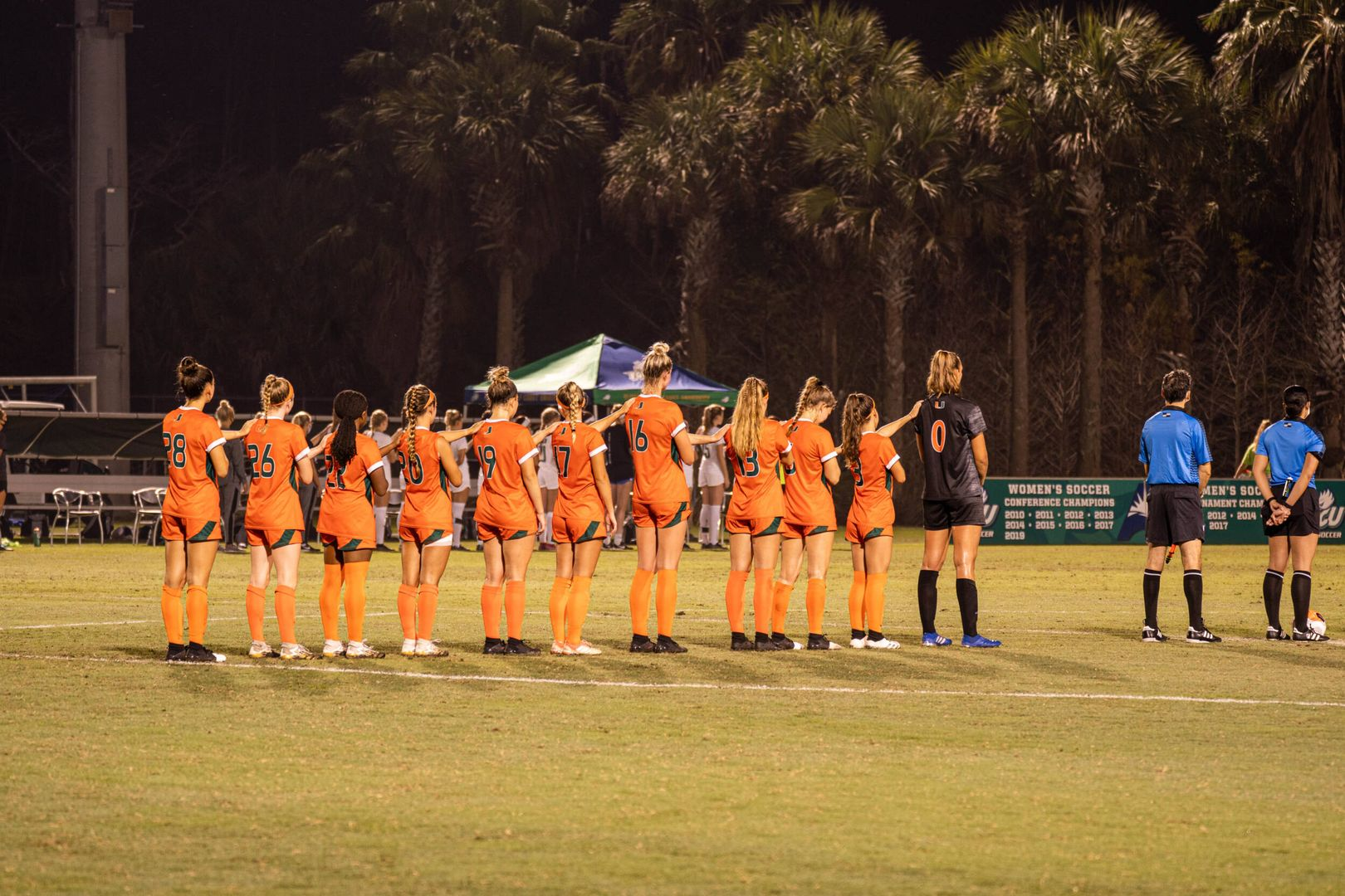 Soccer Draws at FGCU, 1-1