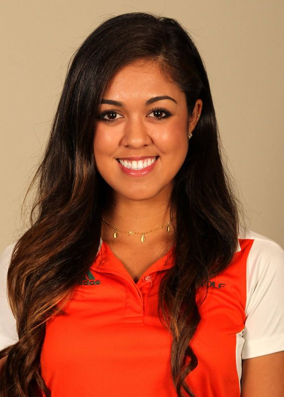Christina Ocampo - Golf - University of Miami Athletics